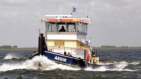 Sleepduwboot AEGIR