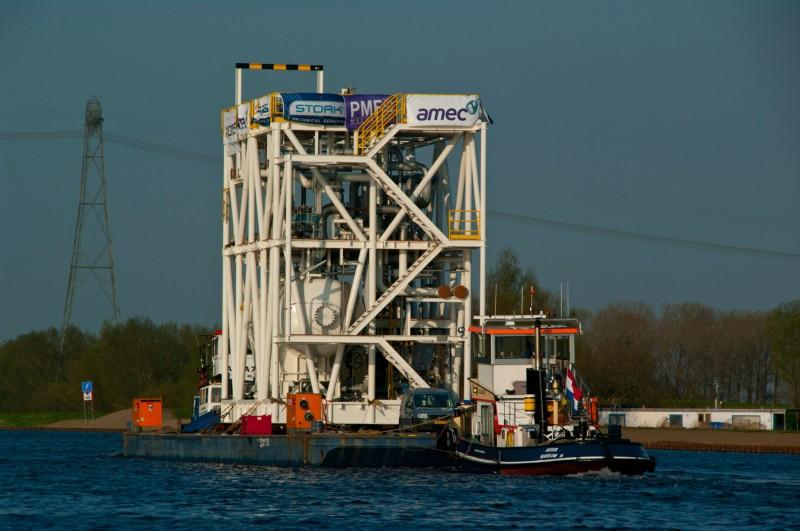 offshore constructie